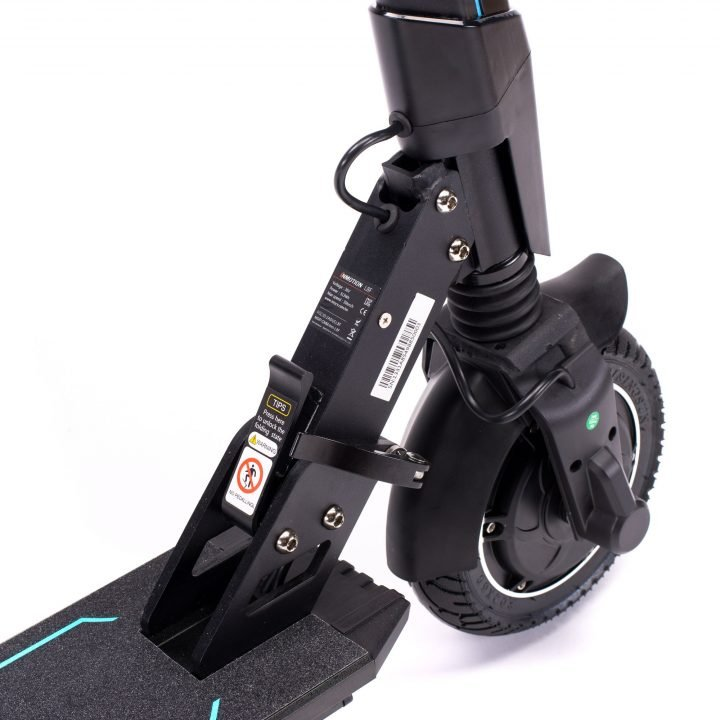 InMotion L8F Electric Folding Scooter 21