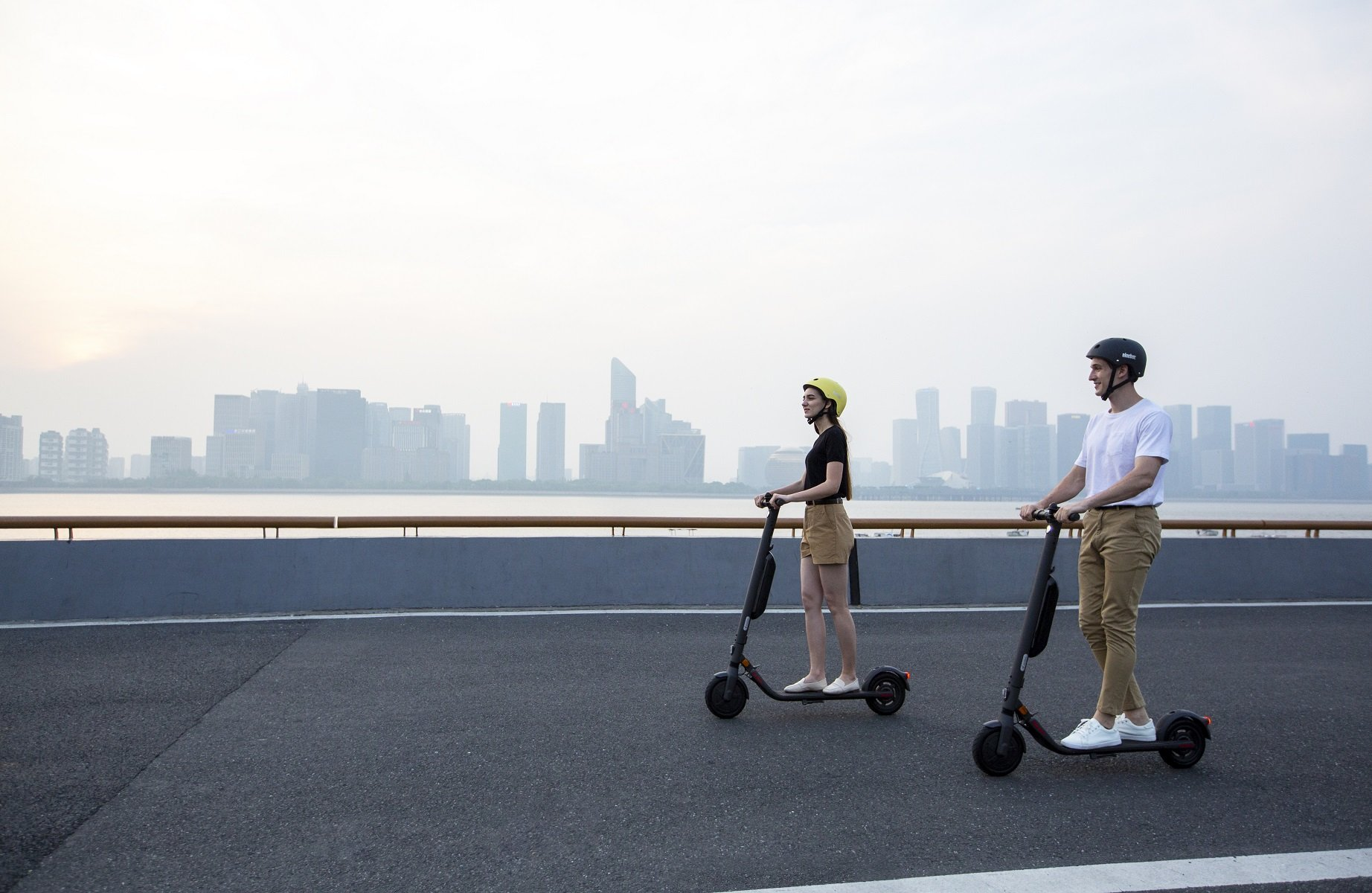 Segway Ninebot E45E Electric Scooter   Expert Opinion 4