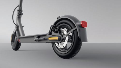 xiaomi mi 1s electric scooter rear