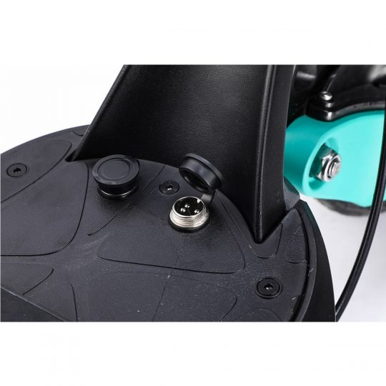VSETT 9 Electric Scooter London 2020 charger port 540x540 1