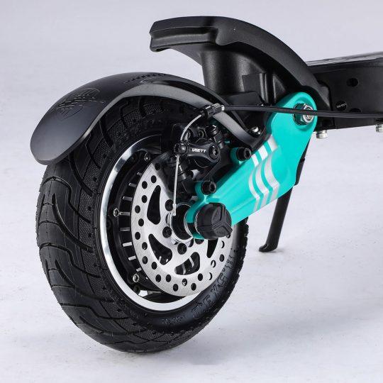 VSETT 9 Electric Scooter London 2020 detail back 540x540 1