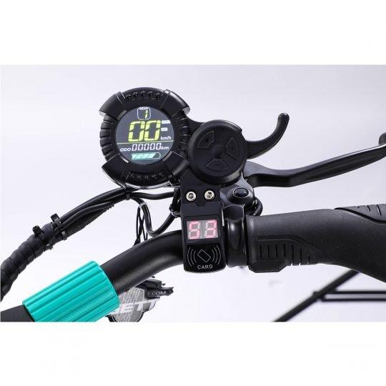 VSETT 9 Electric Scooter London 2020 display 540x540 1