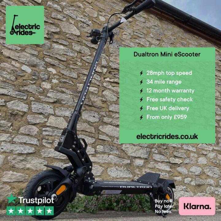 dualtron mini escooter 1