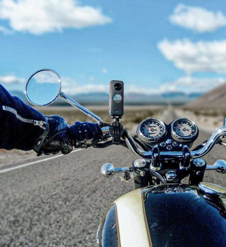 insta 360 motorcycle