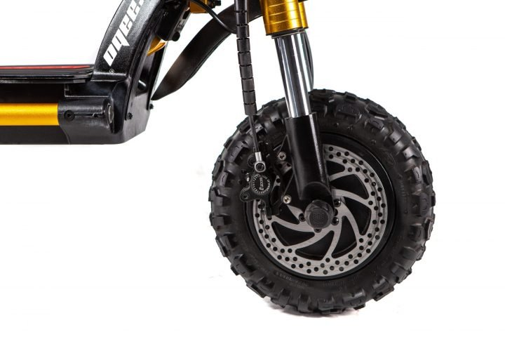 kaabo wolf warrior king electric scooter 4