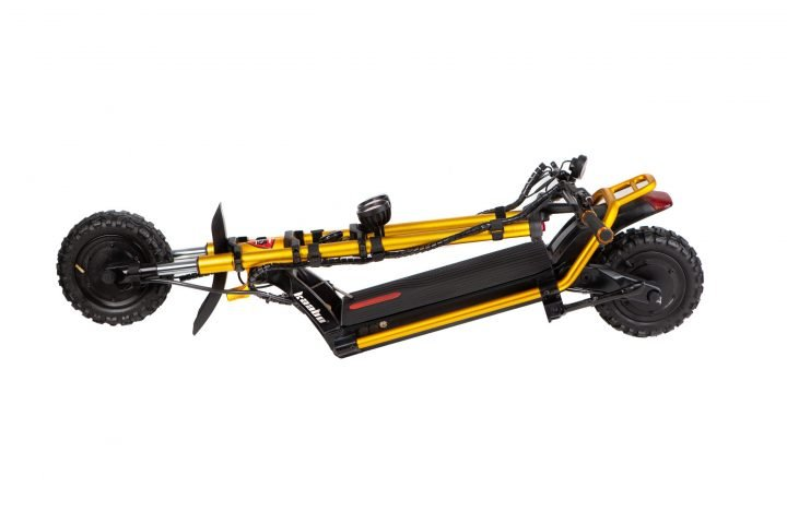 kaabo wolf warrior king electric scooter 5