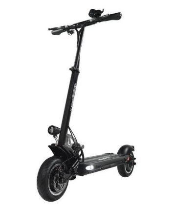 speedway 5 dual electric scooter front 1