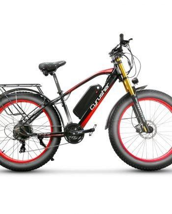 xf650 750w motorcycle style fat ebike 11987