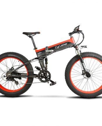 xf690 500w 48v 10ah 7 speeds folding electric fat 10098