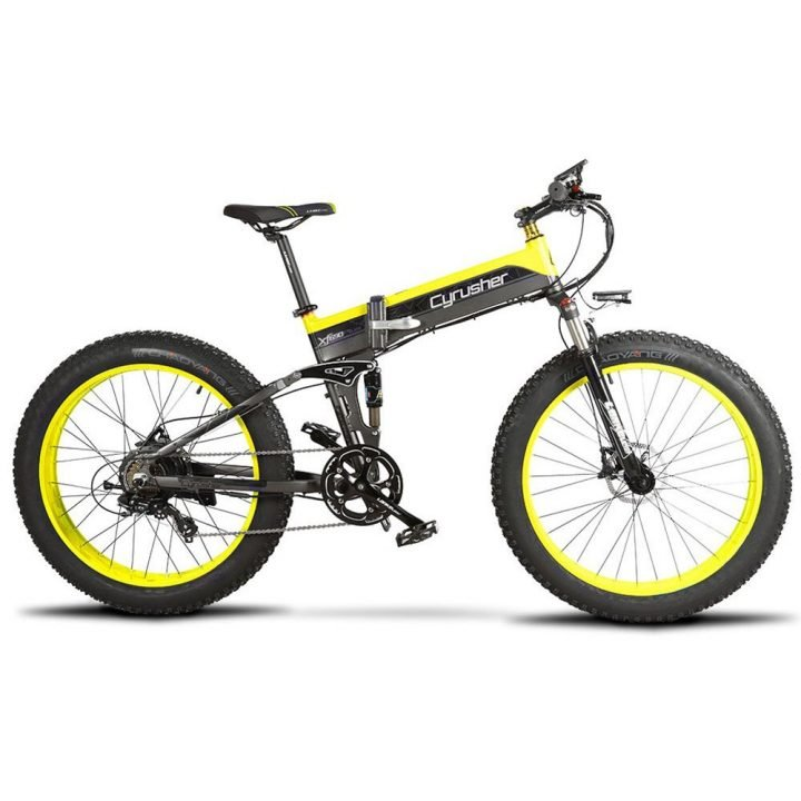 xf690 500w 48v 10ah 7 speeds folding electric fat 10099