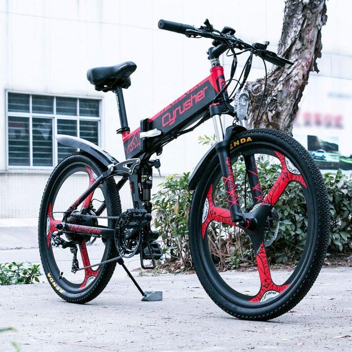 xf770 folding electric mountain bike 11719