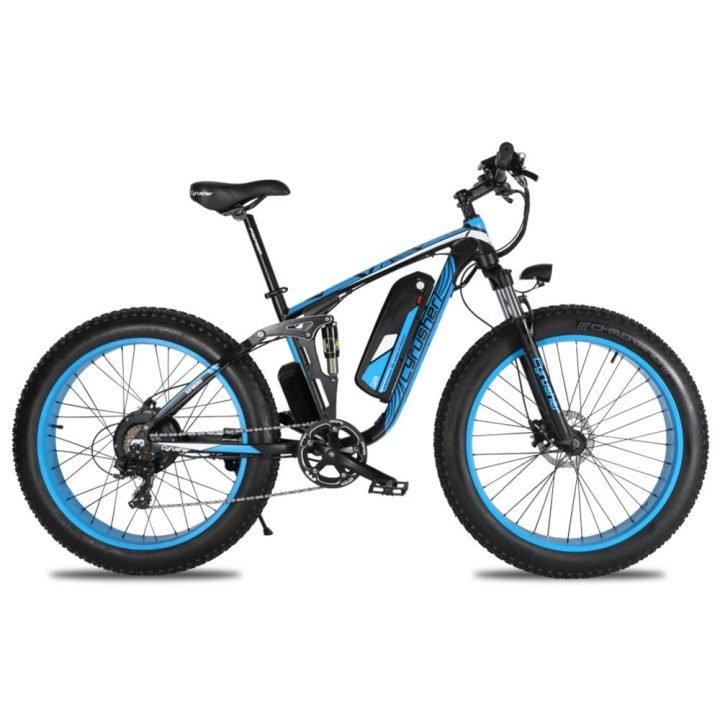 xf800 1000w electric fat bike 11983