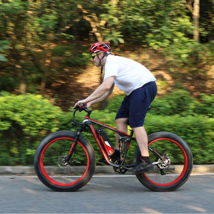 xf800 white 1000w 48v electric fat bike full suspe 10136